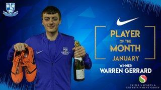 Nike Phantom Player of the Month - January