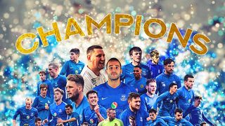 Blues crowned Champions!