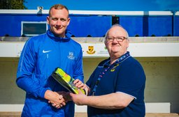 McCall wins August Goalkeeper of the Month...