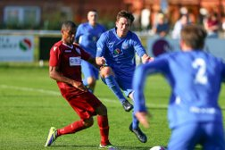 Rylands' stretch lead at the top in thriller at Gorsey Lane...