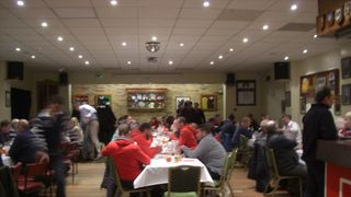 20171124 Arles Team enjoy the third half in the Eastgate Clubrooms