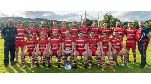 Peebles RFC Reds (2nd XV)