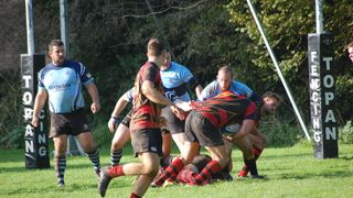 Liskeard-Looe RFC v Bodmin RFC 14th Oct 2017