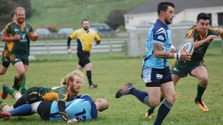 Perranporth RFC v Bodmin RFC 28th Oct 2017