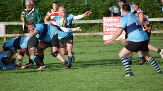 Bodmin RFC 2nd XV v St Austell 2nd XV 4th Nov 2017