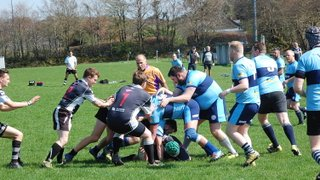 Bodmin RFC 2nd XV v Falmouth RFC 2nd XV 21st Apr 2018