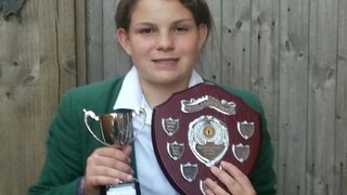 Eliza Named Sportswoman of the Year!!