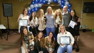 Reserves Trophy Winners