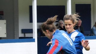 Ladies vs Crystal Palace