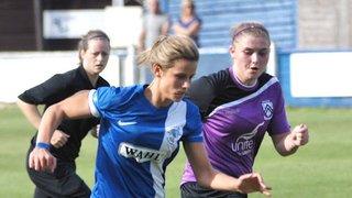Ladies vs Anchorians 28-9-14