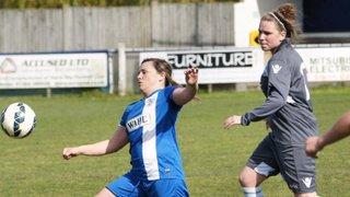 Ladies vs Crockenhill  H
