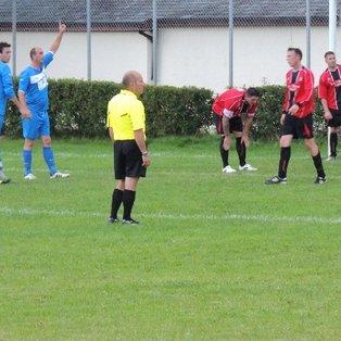 Llanfairfechan 1 - 3 Mynydd