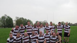 Welwyn 'Legends' vs Stockwood Park 2nd XV 21/04/18