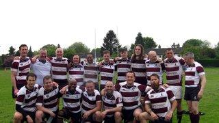 Welwyn 'Legends' vs Hemel Hempstead 3rd XV 12/05/18