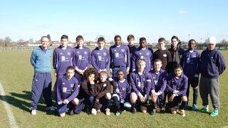 CB Hounslow United U15's