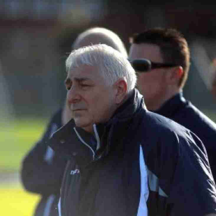 Borg confirmed as new Blues boss