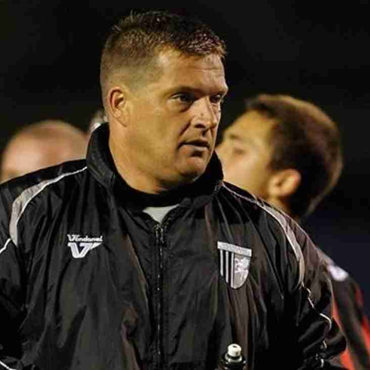Gills coach named as new manager