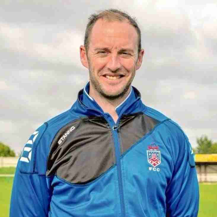 Number two role for Coyle