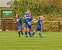MATCH REPORT FROM LADIES 7-2 CUP FINAL WIN V SHIFNAL