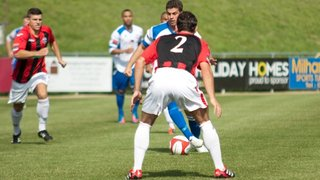 Lewes 1 Enfield Town 2 (18.8.12)