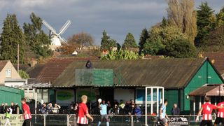 AFC Hornchurch 0 Enfield Town 1 (25.10.2014)