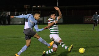 VCD Athletic 2 Enfield Town 1 (6.12.2014)