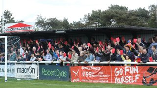 Enfield Town 2 Witham Town 0 (25.04.2015)
