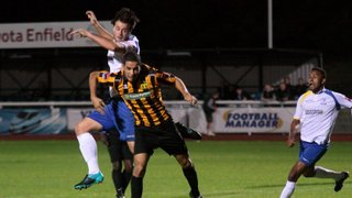 Enfield Town 1 Cheshunt 0 (06.10.2015)