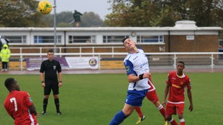 Enfield Town 0 Merstham 0 (06.10.2018)