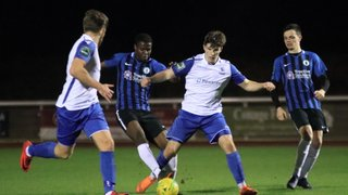 Enfield Town 4 Burgess Hill Town 1 ( Velocity Trophy 15.01.2019)