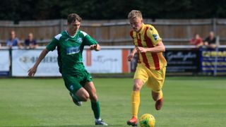 August Bank Holiday Monday, Enfield Town host Potters Bar