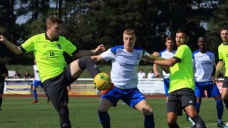 Enfield Town 2 Potters Bar Town 2 (26.08.2019)