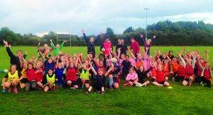 West Bridgford Rugby Club organises School Festivals for 200 children