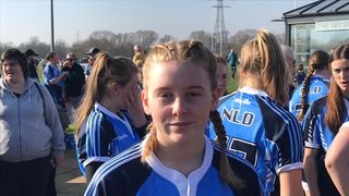 Congratulations go to Tilly Matthews on her selection to U15s NLD.