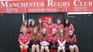 U15 Girls Rugby Presentations - Sunday 13th May