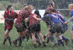 Battle Against The Elements (oh, and Glossop!)