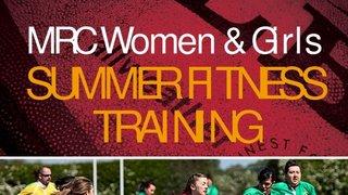 Summer Fitness Training