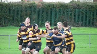 TRFC 2nd's vs Old Centralians