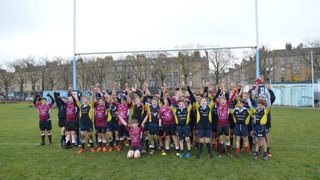 U13s Play at the Home of International Rugby!