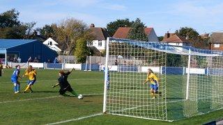 Ladies v Eastbourne 05-10-2014