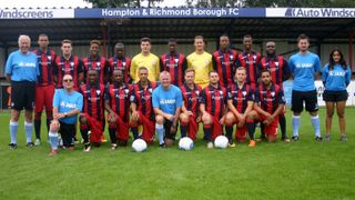 Seven-up for Beavers in FA Cup