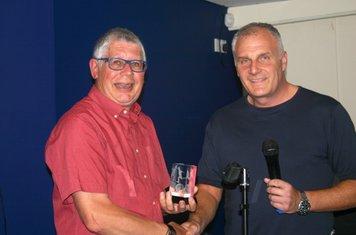 Chairman's Award - Les Rance