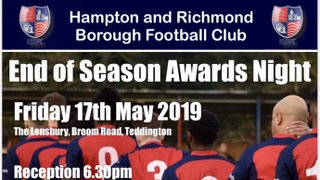 2016-17 End of Season Awards