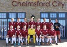 U18 Clarets