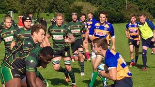 1XV - Patience was the key