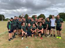 Pumas 1XV run out clear winners v Aldershot and Fleet in Hampshire Plate