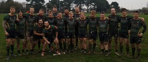 Pumas 1XV put on great performance to beat a strong Fawley side