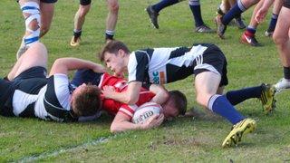 Avonvale U18's first match of season