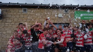 Avonvale Colts win the  Dorset and Wilts U18 Cup