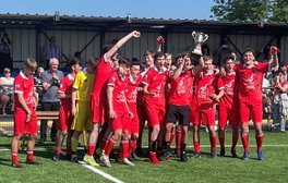 U18's Sign Off In Style With Emphatic Cup Win